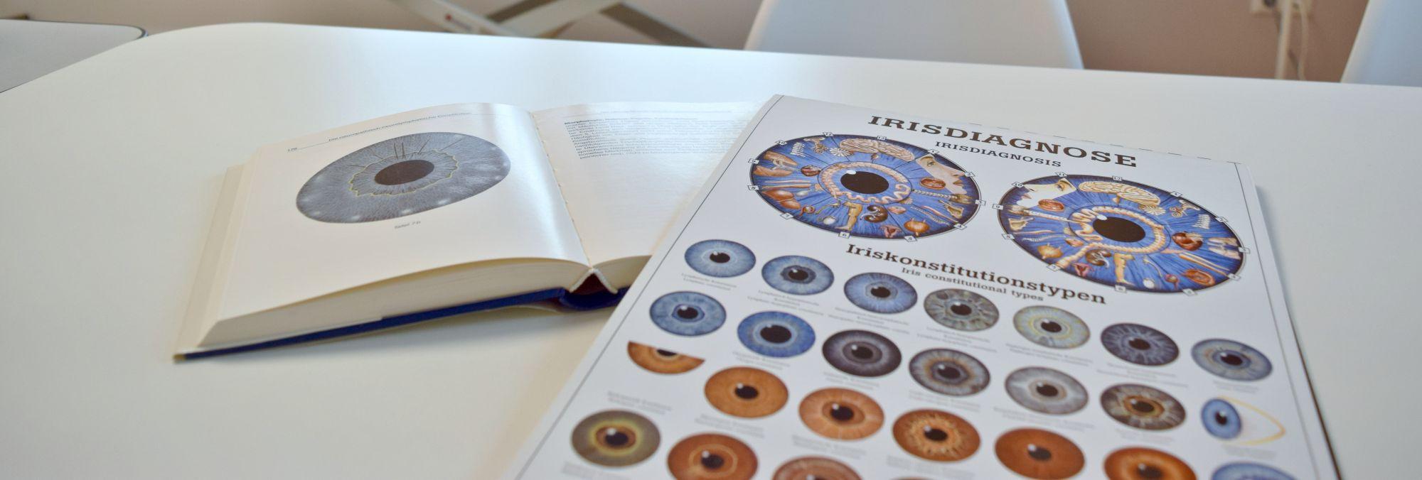 Augendiagnose Heilpraktiker