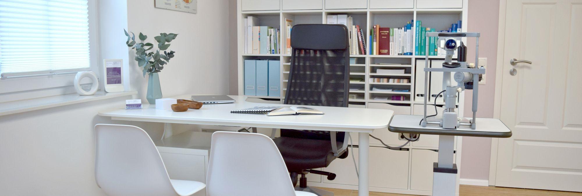 Bilderleiste Schreibtisch